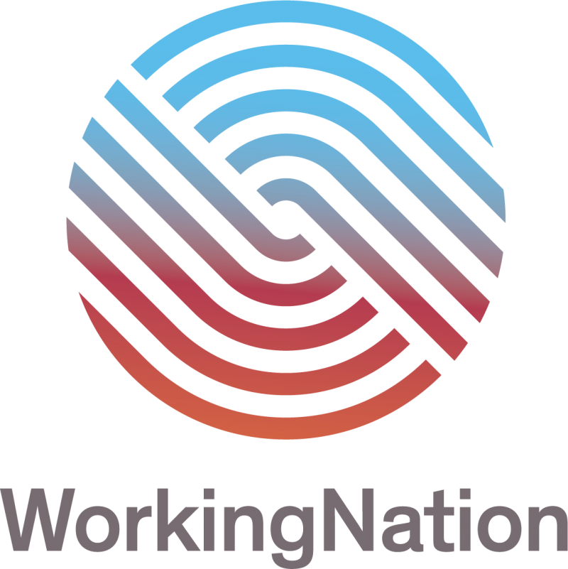 Talent Forward Media Partner, Working Nation