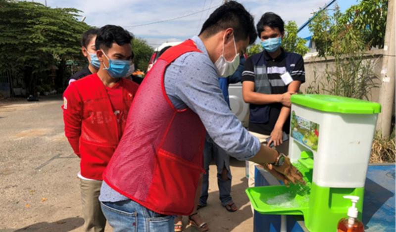 VF Corporation Water and Sanitation Program