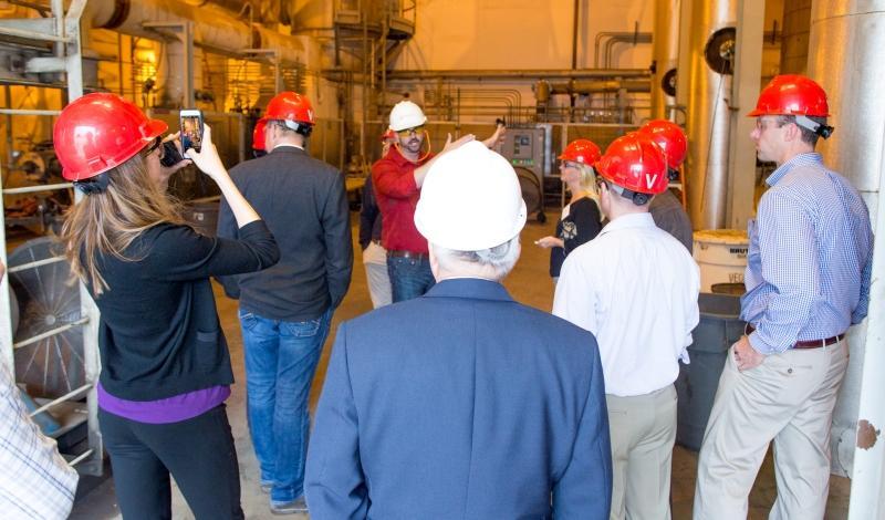 Veolia biosolids facility