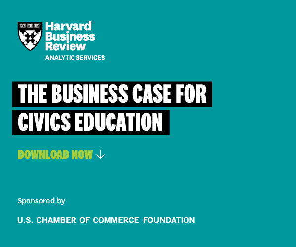The Business Case for Civics Education Report