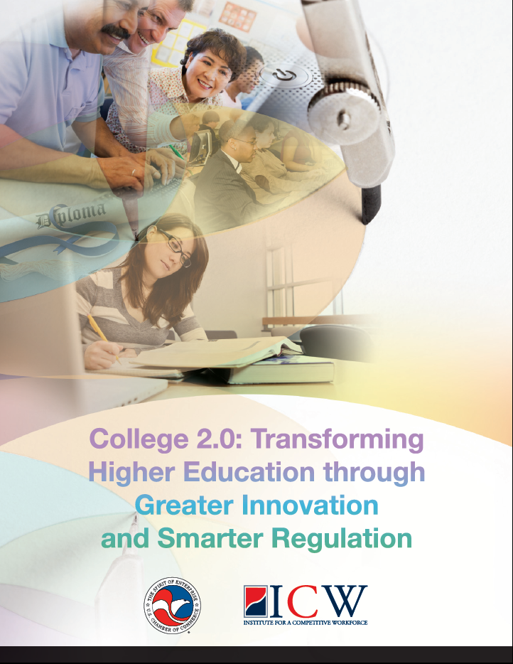 College 2.0: Transforming Higher Education through Greater Innovation and Smarte