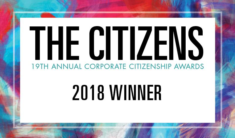 2018 Citizens Awards Winners