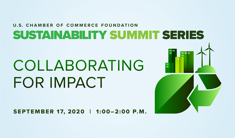 Sustainability Summit Series: Collaborating for Impact