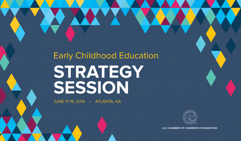 Early Childhood Education Strategy Session, June 2019