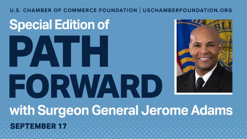 Path Forward Jerome Adams