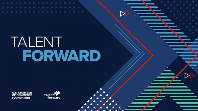 Talent Forward 2020 Graphic