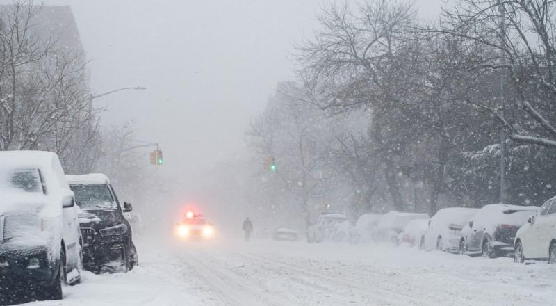 2021 Snow Storm