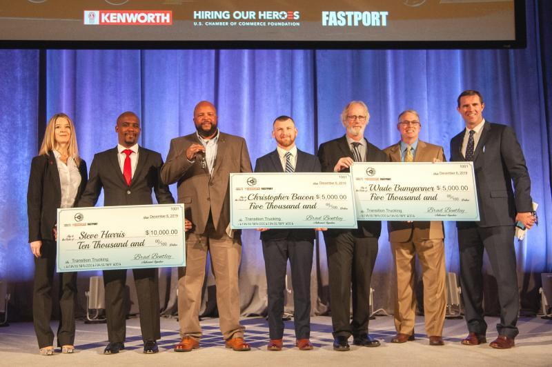 2019 Transition Trucking finalists