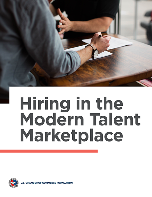 Hiring in the Modern Talent Marketplace