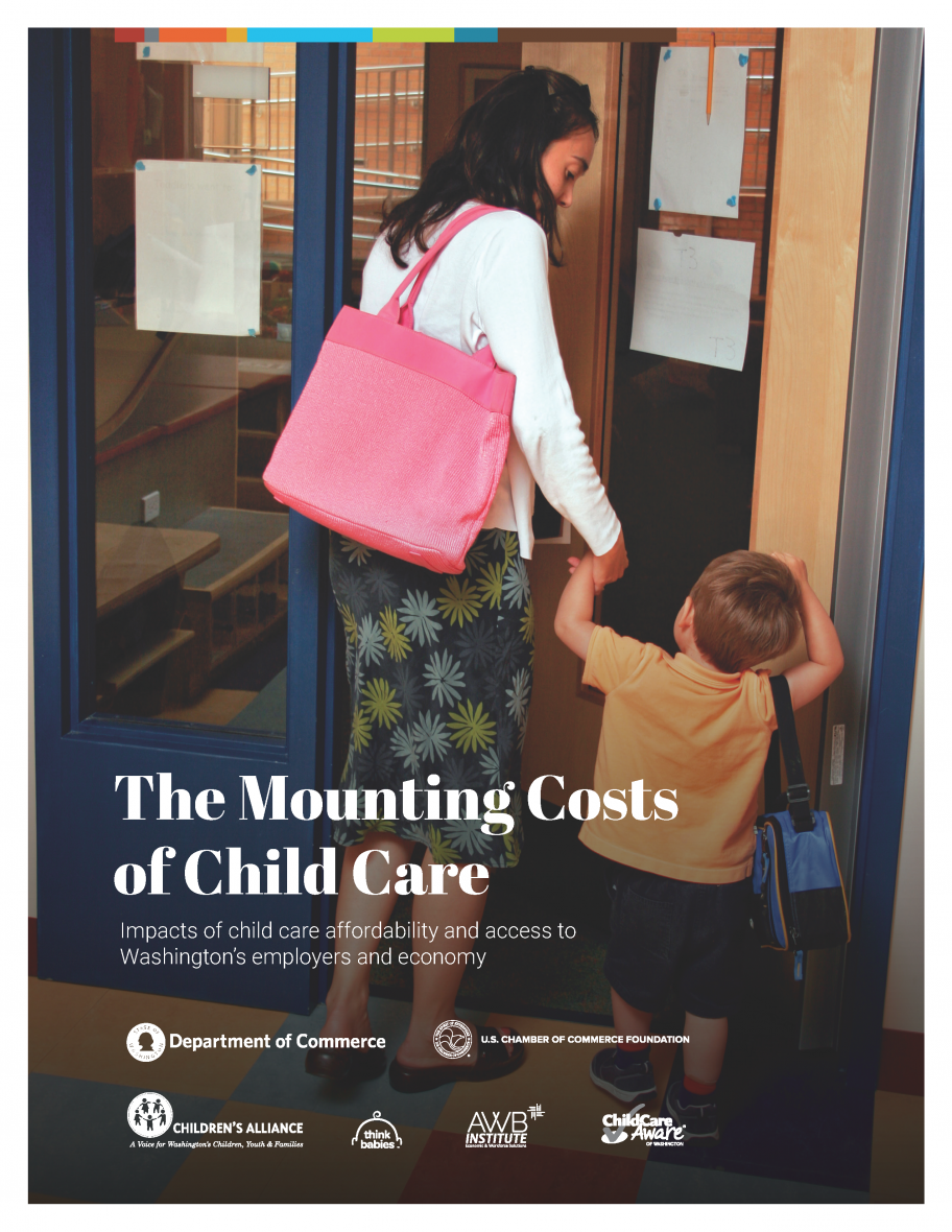 Mounting Costs of Childcare in Washington State