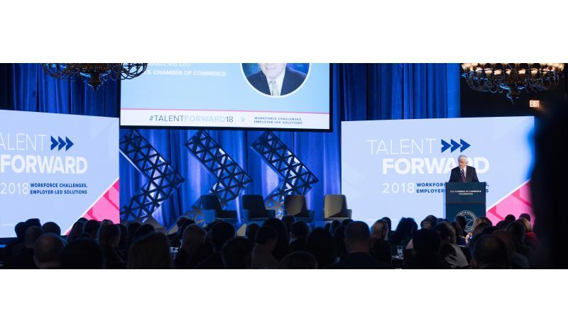Talent Forward 2018 - Above the Fold