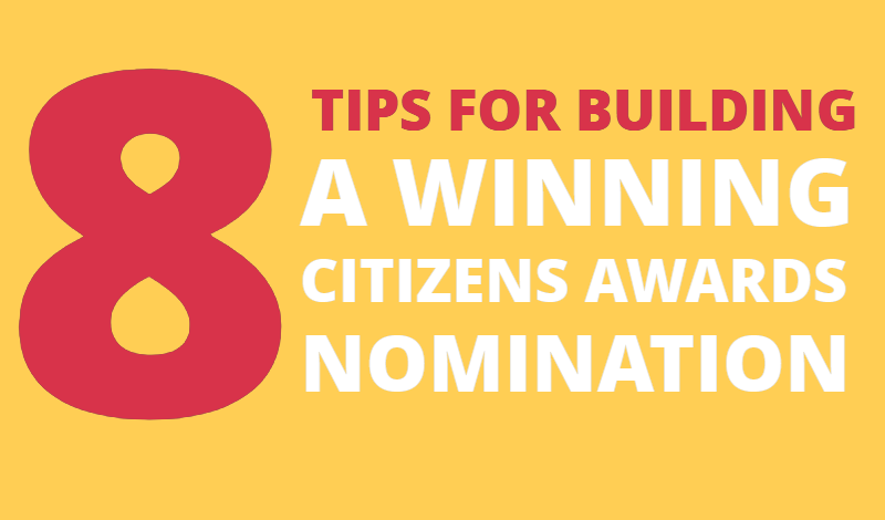 Citizens blog post tips