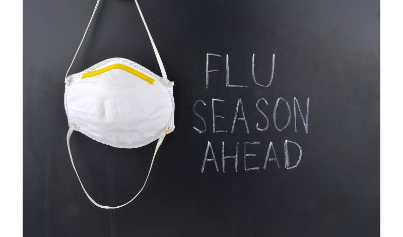 DO YOUR PART TO FIGHT COVID-19: GET A FLU SHOT & WEAR A MASK