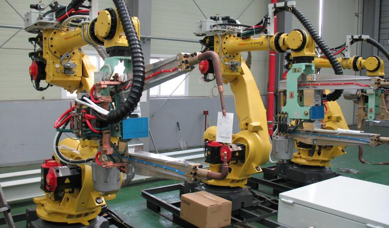 Robotics and manufacturing