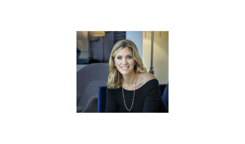 Lauren Leader-Chivée, co-founder and CEO of All In Together. (Photo credit: MeetingsNet)