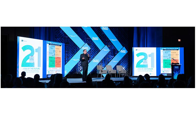 Ben Pring, Cognizant, at Talent Forward 2019