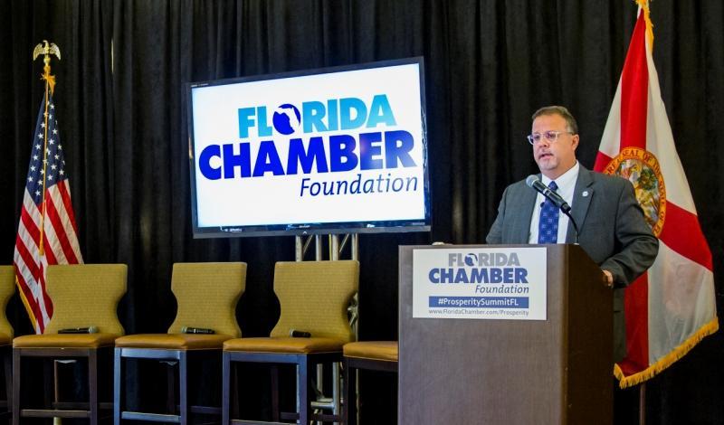 Tony Carvajal, FL Chamber Foundation