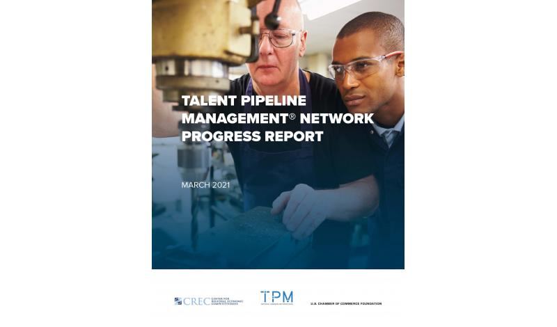 CREC TPM Network Progress Report