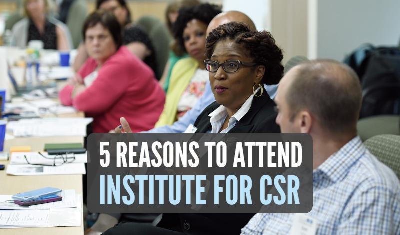 Institute for CSR