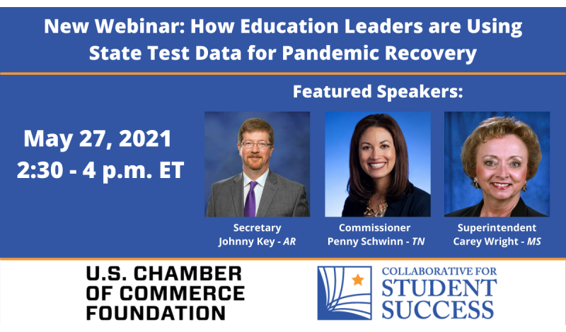State Assessments for Recovery Webinar