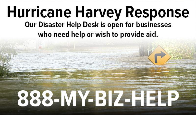 Hurricane Harvey Help Desk
