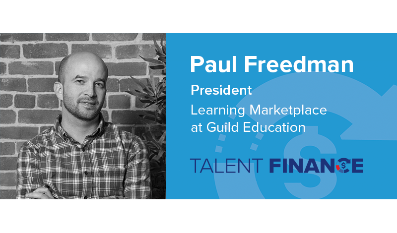 Talent Finance Speaker Graphic_Paul Freedman