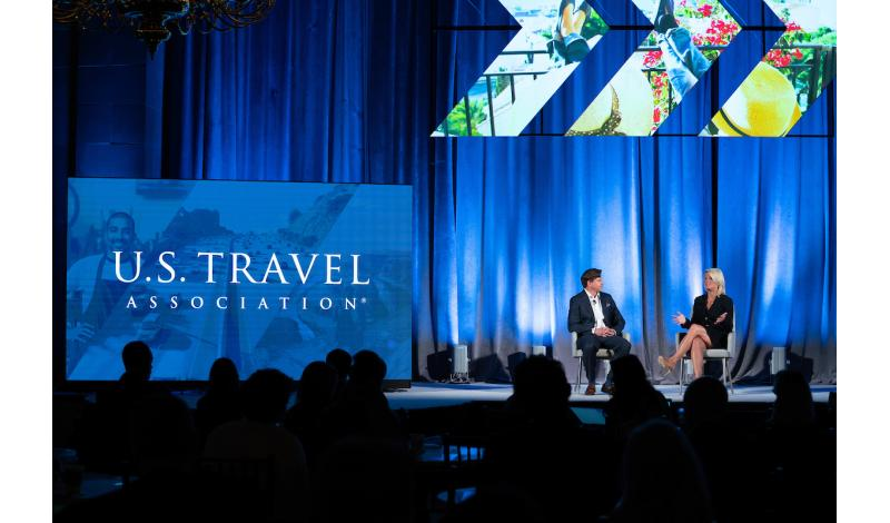 Tori Barnes, Executive Vice President, Public Affairs and Policy, U.S. Travel Association