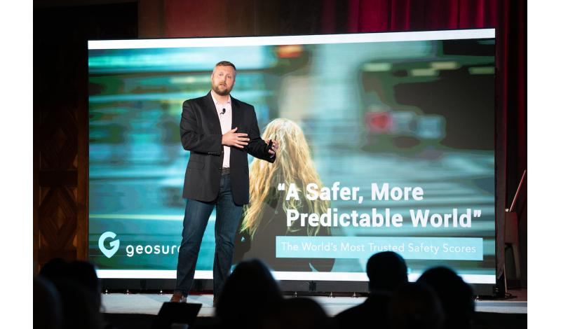 Dan Madden, Partner and Chief Strategy Officer, GeoSure Global