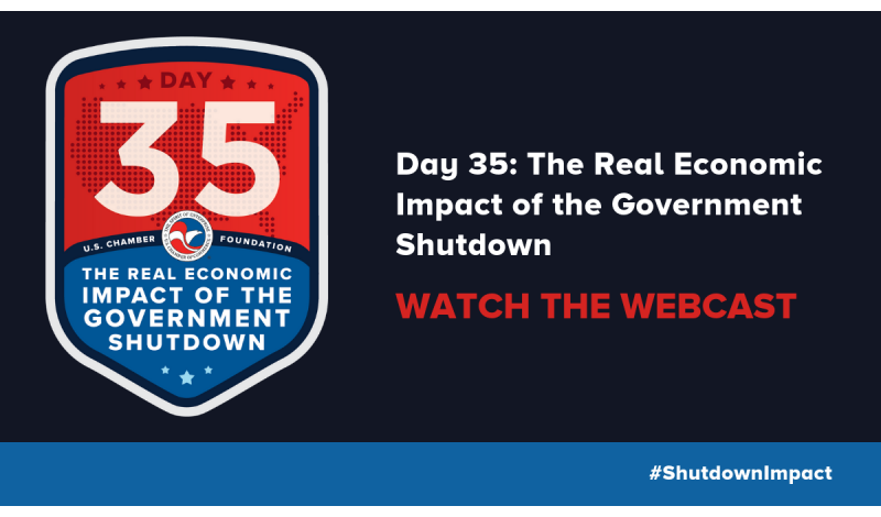 Day 35: The Real Economic Impact of the Government Shutdown