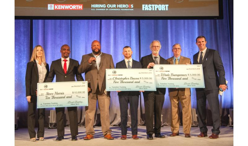 2019 Transition Trucking finalists