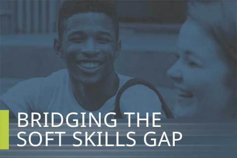Bridging the Soft Skills Gap cover