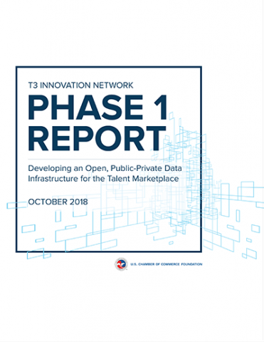 T3 Innovation Network Phase One Final Report