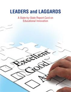 Leaders and Laggards Innovation Cover Image