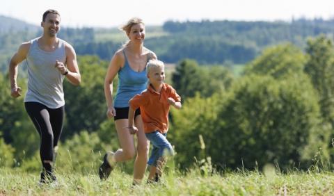 health & wellness iStock