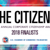 2018 Citizens Awards Finalists