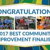 Citizens 2017 community improvement finalists graphic
