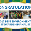 environmental stewardship citizens finalists