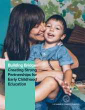 Building Bridges in Early Childhood Education
