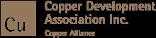 Copper development association logo