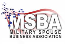 Military Spouse Business Association (MSBA) Logo