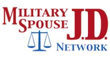 Mil Spouse JD Network Logo