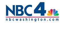 NBC4 Washington Logo