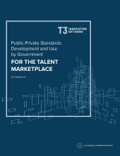 T3 Network Public-Private Standards Development and Use