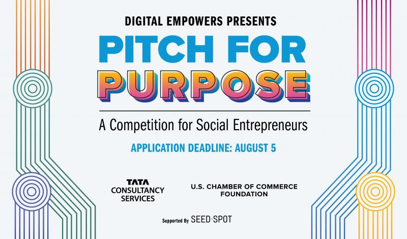 Pitch For Purpose
