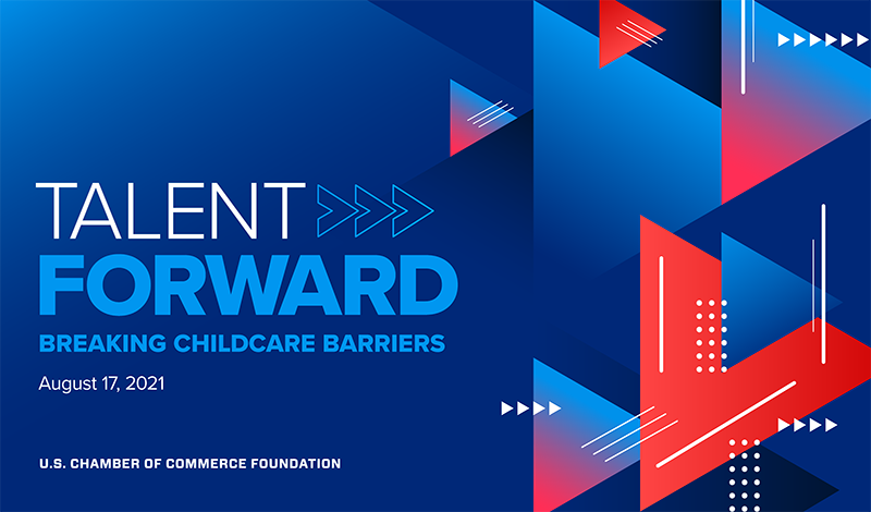 Talent Forward Breaking Childcare Barriers