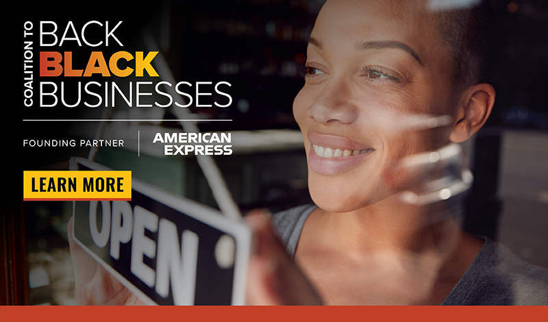 Coalition to Back Black Businesses