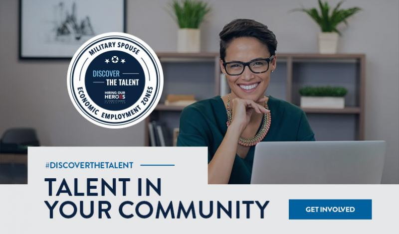 Discover the Talent initiative slide