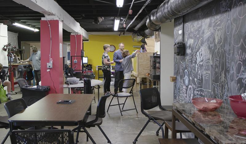 Fayetteville's Fab Lab