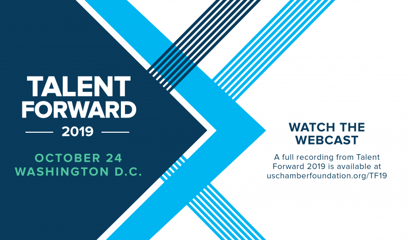 Talent Forward Webcast Recording Now Available