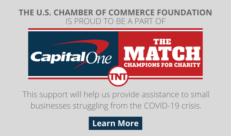 The Match: Save Small Business Fund